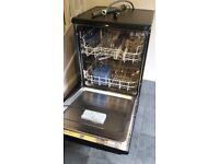Indesit ECO Dishwasher (Black)