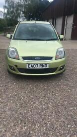*FOR SALE* Ford Fiesta zetec
