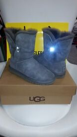 Ugg boots Baily Bling excellent condition