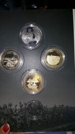 Lest we forget coin collection