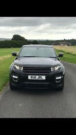 Range Rover Evogue HSE Dymanic Lux