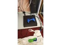 Ps4 and pad perfect condition