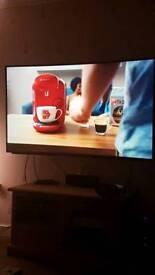 "Panasonic 65"" 4k smart curved tv"