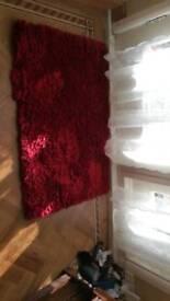 Red Doormat/rug