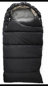 Stokke down sleeping bag £100
