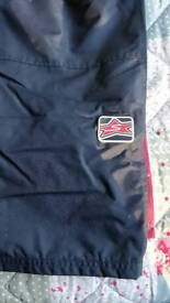 Session s snowboard pants in medium