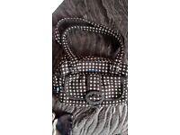 fabric ANIMAL brand handbag