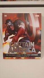 Captain America Compendium - Ultimate Guide to Captain America