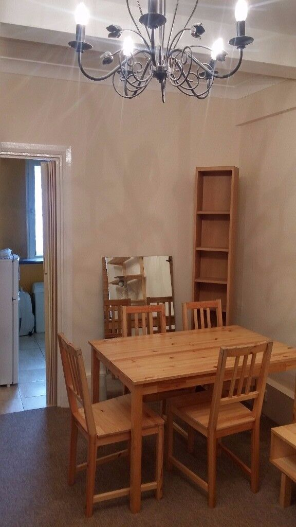 Ground Floor One Bedroom Flat in SE16 - furnished - NEW boiler - PRIVATE LANDLORD - NO AGENTS