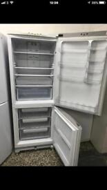 Hotpoint fridge freezer full working very nice 4 month warranty free delivery and installation