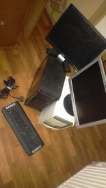 desktops. 2. prts