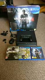 PS4 Bundle with 3 Games