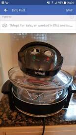 Tower low fat cooker