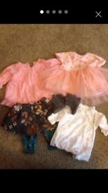 Up to 3 months baby girl bundle