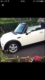 Mini one convertible for sale