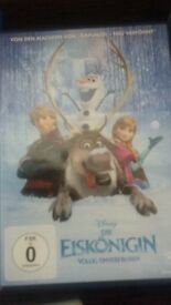 DVDs Films Frozen Ice Age Arthur Mitty Dictator