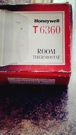 Various Honeywell & Myson Thermostats