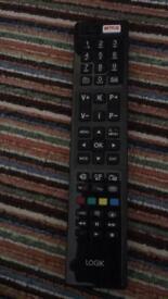 49' logic smart tv