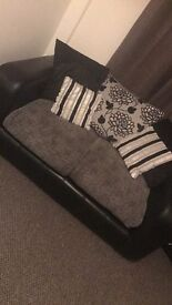 4+2 seater sofas for sale and footstool *PRICE DROPPED*