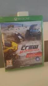 The Crew Wild Run Edition brand new sealed packaging