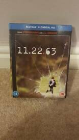 11.22.63 Blu-Ray Collection Only