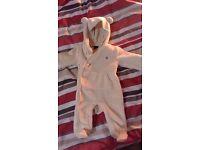 Baby snowsuit coat 0-3 Months