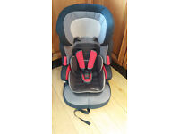 Nania Three Stage Carseat & Booster Seat - Baby, Toddler, Child Car Seat