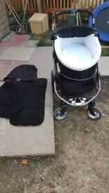 Icandy appel buggy pushchair pram