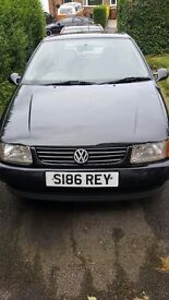 Volkswagen Polo 1.4 litre for sale