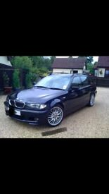 Bmw Msport 330i tourer 230bhp £1650