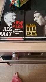 Kray twin books.