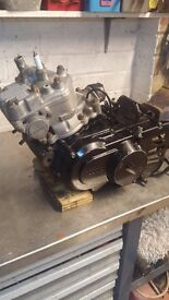 Suzuki RG125 Engine