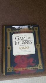 Game of thrones series 3&4 book