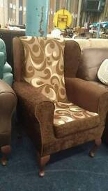 BRITISH MADE ARMCHAIRS SALE!