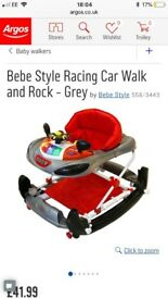 Bebe style car baby walker