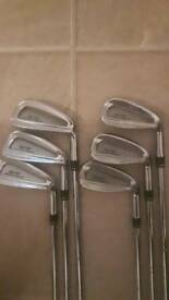 Snake eyes 675c forged irons 5-pw