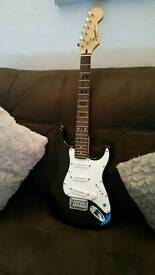 Fender 3/4 size stratocaster..3 quarter size £50