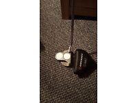 Odyssey ping taylormade Cleveland
