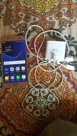 Samsung galaxy S7 32gb unlocked rose gold