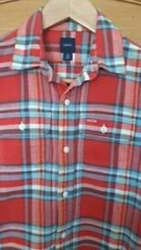 Boys New Gap Long Sleeve Shirt Size L 10/11 Yrs
