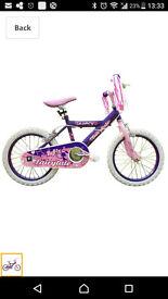 "Childs Reflex Fairytale 16"" Bike for sale BNIB"