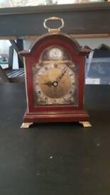 Mapping & Webb clock
