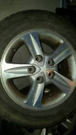 Toyota previa alloy wheels