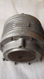 Shorrock C75b Supercharger ** V Rare ** Fit Sprint Classic Motorcycle, MINI, Herold, MGB, Ford