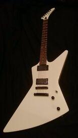 Explorer guitar