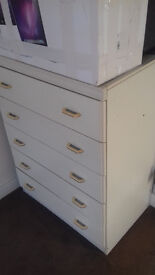 Two dressers, one or both, £15
