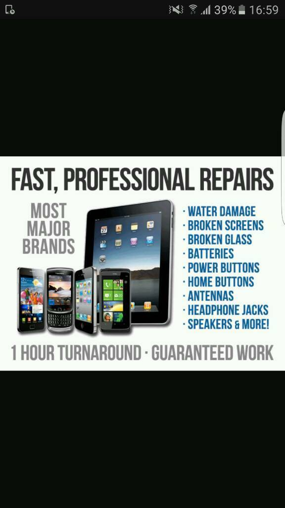 Iphone screen repair 4 4s 5 5s 5c 6 6s 6 plus free screen protectorin Newcastle, Tyne and WearGumtree - Iphone screen repair, call in or call out both available, screen repair within 15mins with free screen protectorIphone 4 4s £20Iphone 5s 5 5c £30Iphone 6 £45Iphone 6s £65Iphone 6 plus £55Iphone 6s plus £95All other repairs also available Call...