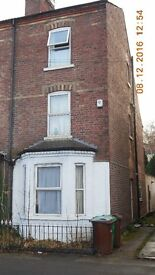 3 Bed Semi-detached House, Winchester Street, Nottingham, NG5 4DN