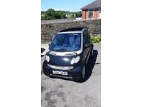 Smart Fortwo Convertible LHD