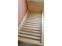 MALM single bed for sale